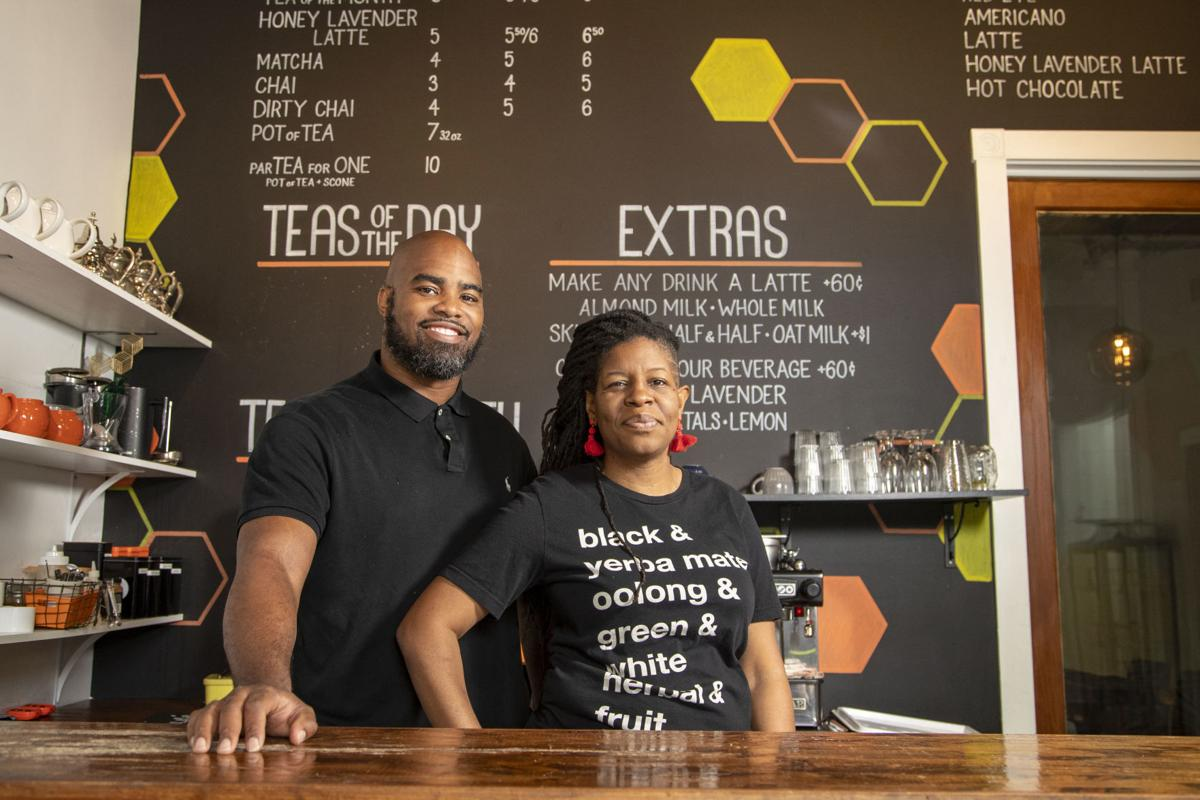 Black Owned Food businesses